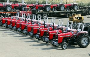 Scope of tractors in Pakistan