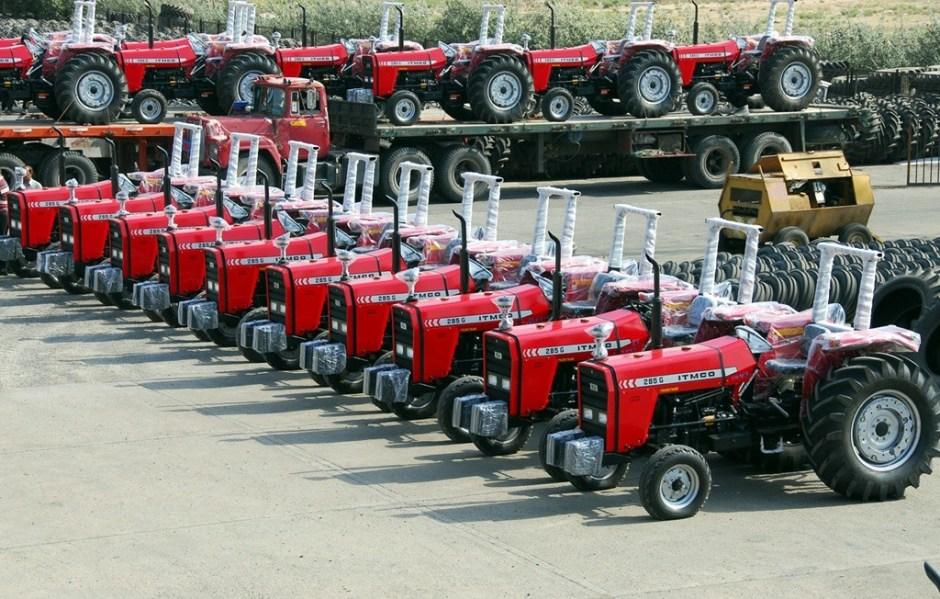 Scope of tractors in Pakistan